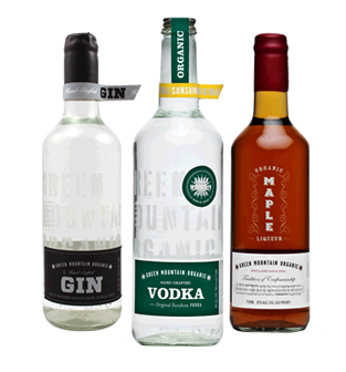 Green Mountain Distillers - Bottles