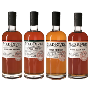 Mad River Distillers - Bottles