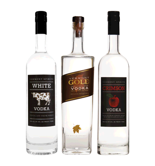 Vermont Spirits Distilling Co. - Bottles